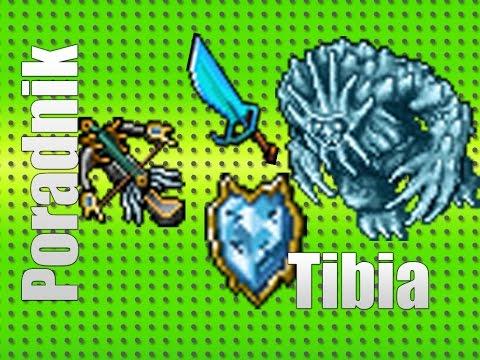 Tibia Poradnik - Nowe bossy thais ! Ice Boss ! Ice portal ! Po polsku