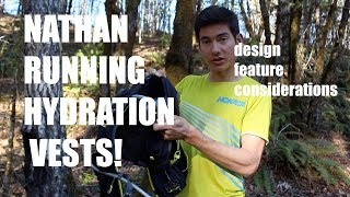 HOW TO PICK A NATHAN HYDRATION FUEL VEST/ PACK FOR YOUR ULTR RUNNING AND RACING ! Sage Canaday