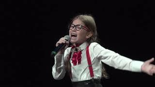 iC 2019 Конкурс Твой голос Комаченко Настя Пять минут до урока