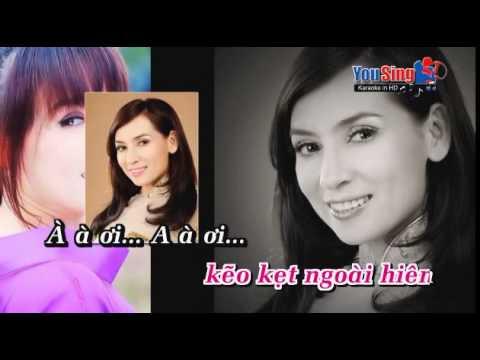 karaoke (beat) Chuyện tình lá sầu riêng - Phi Nhung