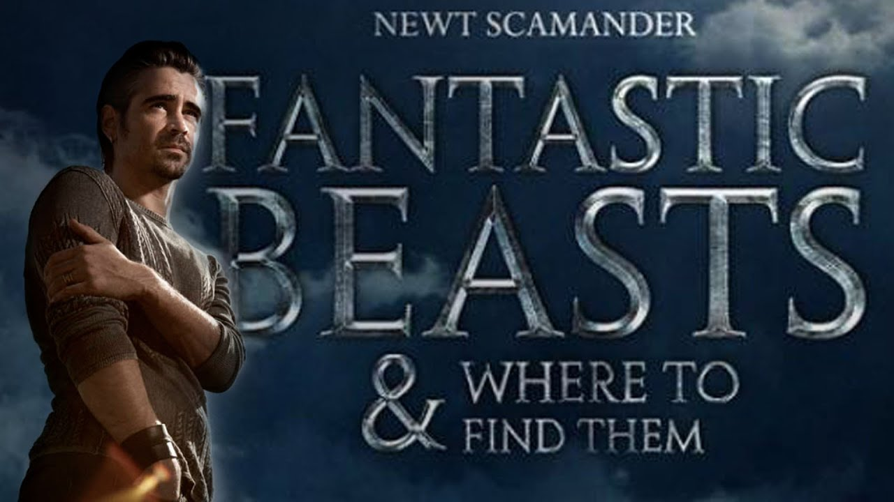 Colin Farrell Joins Fantastic Beasts And Where To Find