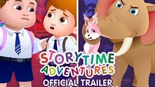 Storytime Adventures with ChuChu & Friends - Official Trailer