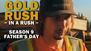 Gold Rush (In a Rush)   Season 9, Episode 10   Father's Day