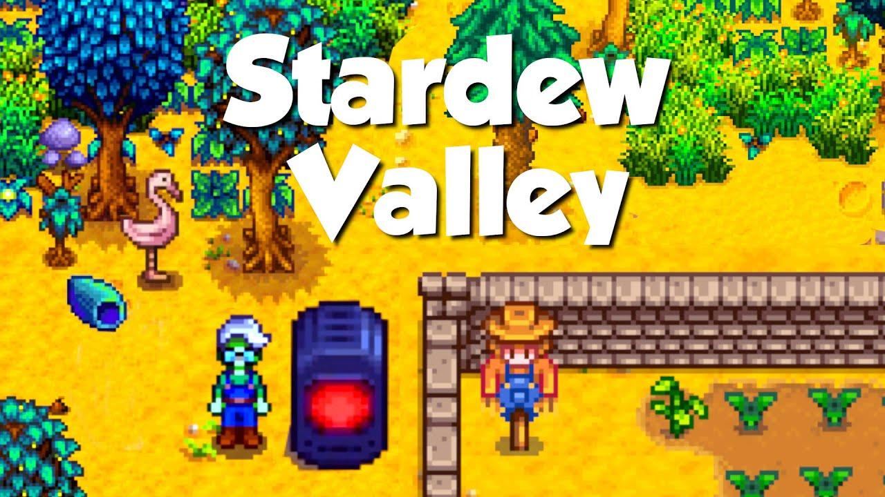Stardew Valley где взять семена