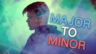 CRAZY SONG TRANSFORMATION! (Major to Minor)