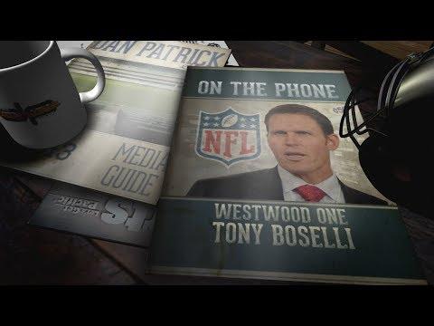 Tony Boselli Talks Patriots-Chargers, Parkey & More w/Dan Patrick | Full Interview | 1/11/19