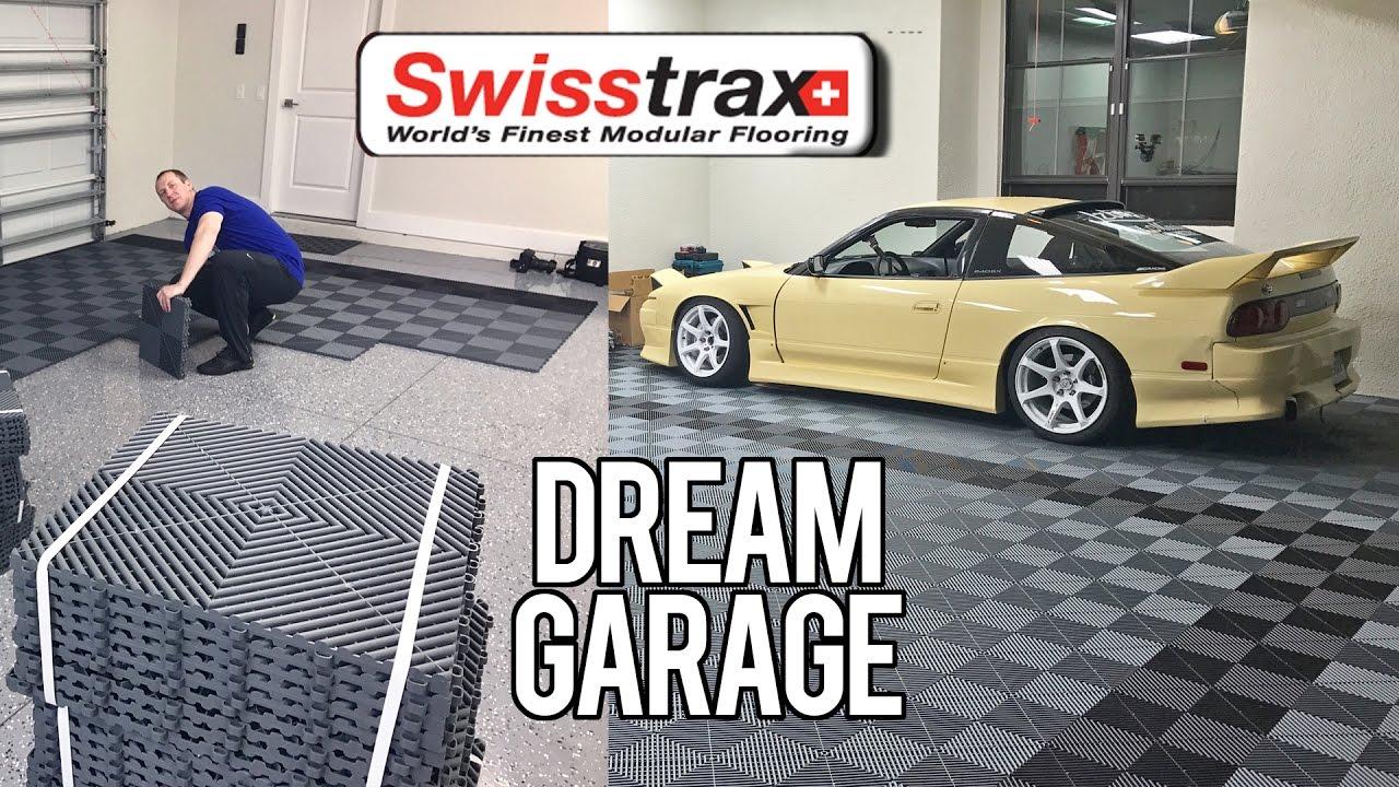 Building The Dream Garage Swisstrax