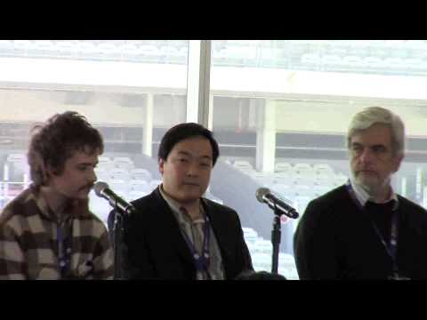 Texas Bitcoin Conference Alternative Currency Panel Litecoin Charles Lee
