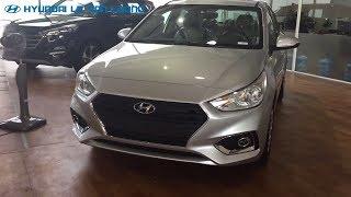 Hyundai Accent 1.4 MT Bn thiu 2018. C xe giao ngay ti Hyundai L Vn Lng смотреть