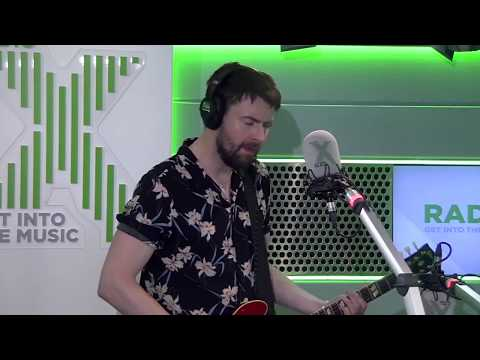 Liam Fray - Not Nineteen Forever (Acoustic for Radio X)