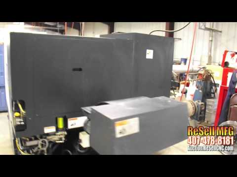 Lot 6 Mazak Nexus 150 CNC Lathe - Meadows Machine CNC Machinery Online Liquidation Travel Video