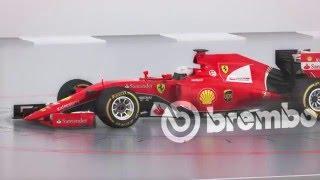 Секреты тормозных систем Brembo в Формуле-1