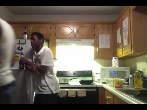 Making Cornbread.....but no Eggs! - YouTube