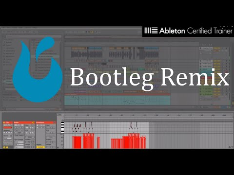 Creating a Bootleg Remix with Ableton Live - Subaqueous Music