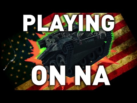 World of Tanks || Born in the USA