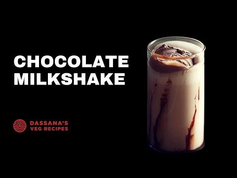 How do you make a milkshake with hot chocolate powder