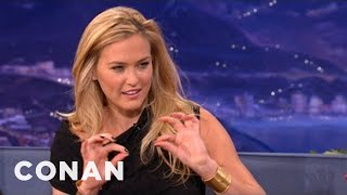 bar refaeli knows a lot about underwear conan on tbs