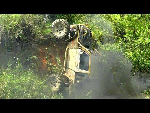 Tambunan 4x4 Challenge 2017 - By; KNetH De CrockeR (SS5 - part1/2)