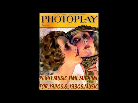Oh How I Love 1920s Piano Music @Pax41