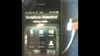 iphone 4s call failed