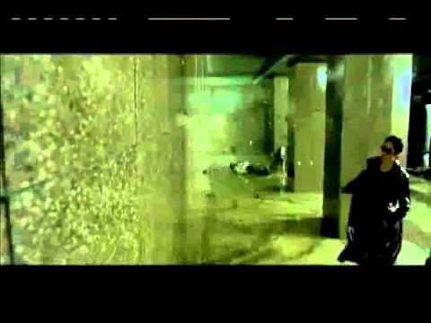 Noisia- Machine Gun (16 bit Remix) Matrix Dubstep