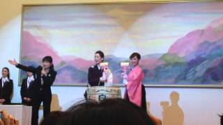 宝塚歌劇団 雪組 早霧せいな 咲妃みゆ.