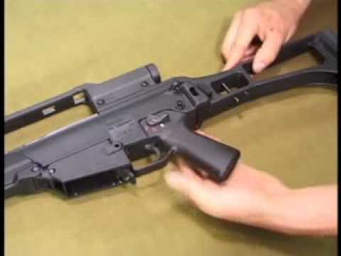 Fusil De Asalto Heckler Koch G36 Funcionamiento Y Detalles