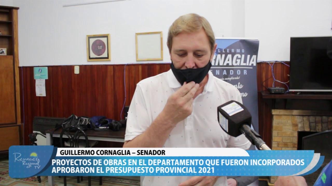 01-12-20 Nota Guillermo Cornaglia – Senador