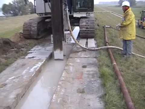 Hammer Amp Steel Abi Mobilram Vibrated Slurry Cut Off
