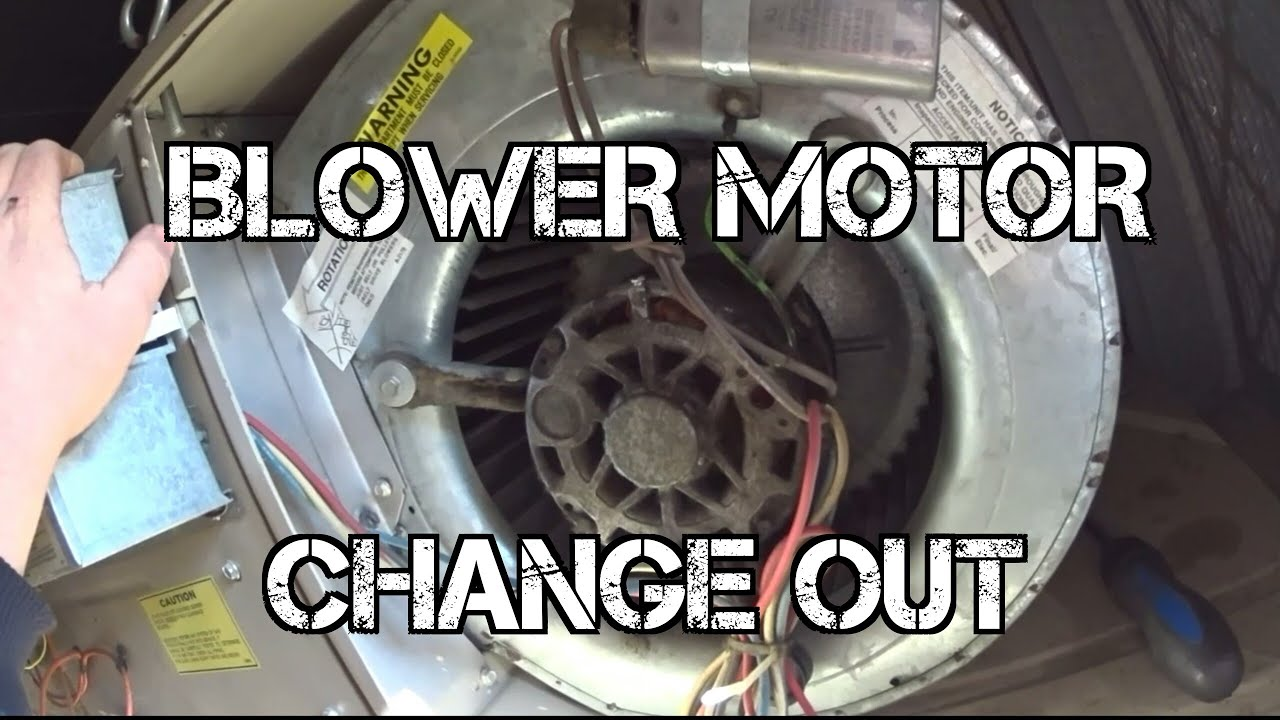 Lennox gs18q4 5 140 8 blower motor change out hvac youtube for Lennox furnace blower motor not working