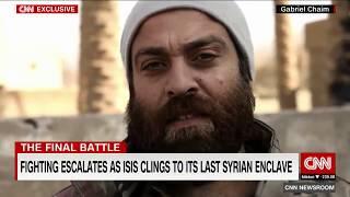 Baixar CNN Obtains Footage Of ISIS' Final Battle In Syria