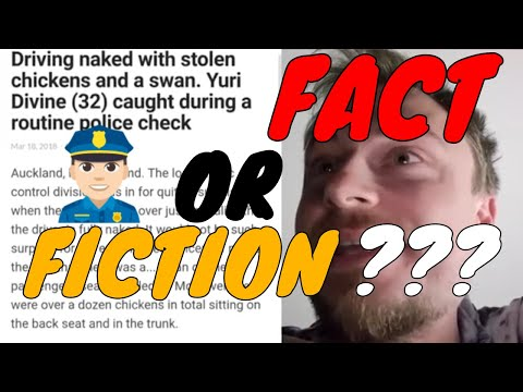 YURI DIVINE Accused by Police (FACT or FICTION)???