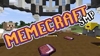 Minecraft Crazy Craft 3.0   MEMECRAFT SMP Series! [1]