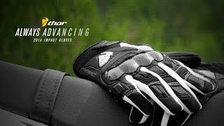 Thor MX - Impact Glove (HD)