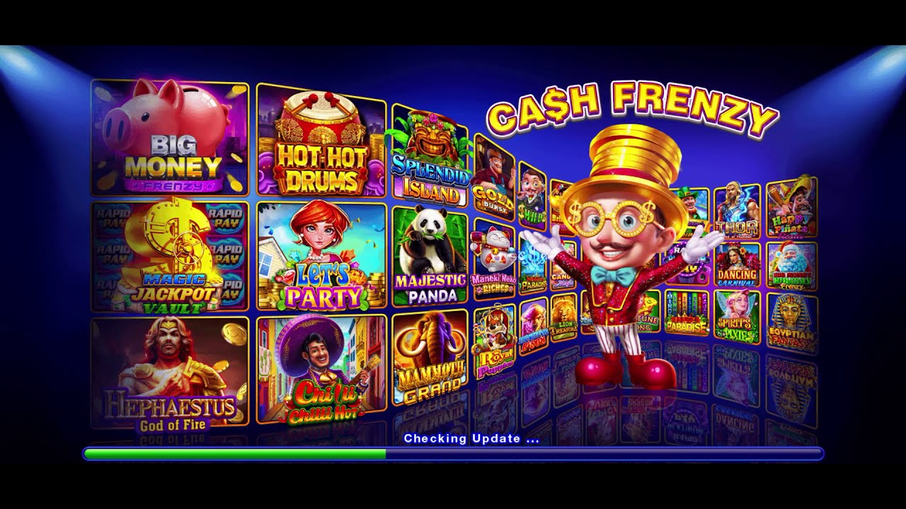 Mylottery Cash Frenzy
