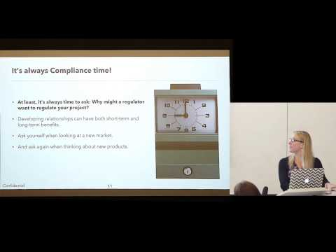 SF Bitcoin Devs Seminar: Coinbase Associate Counsel Sarah Hody Bitcoin Regulatory Landscape