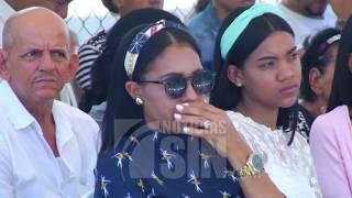 Consternación en Santiago tras muerte de tres jóvenes en accidente de tránsito