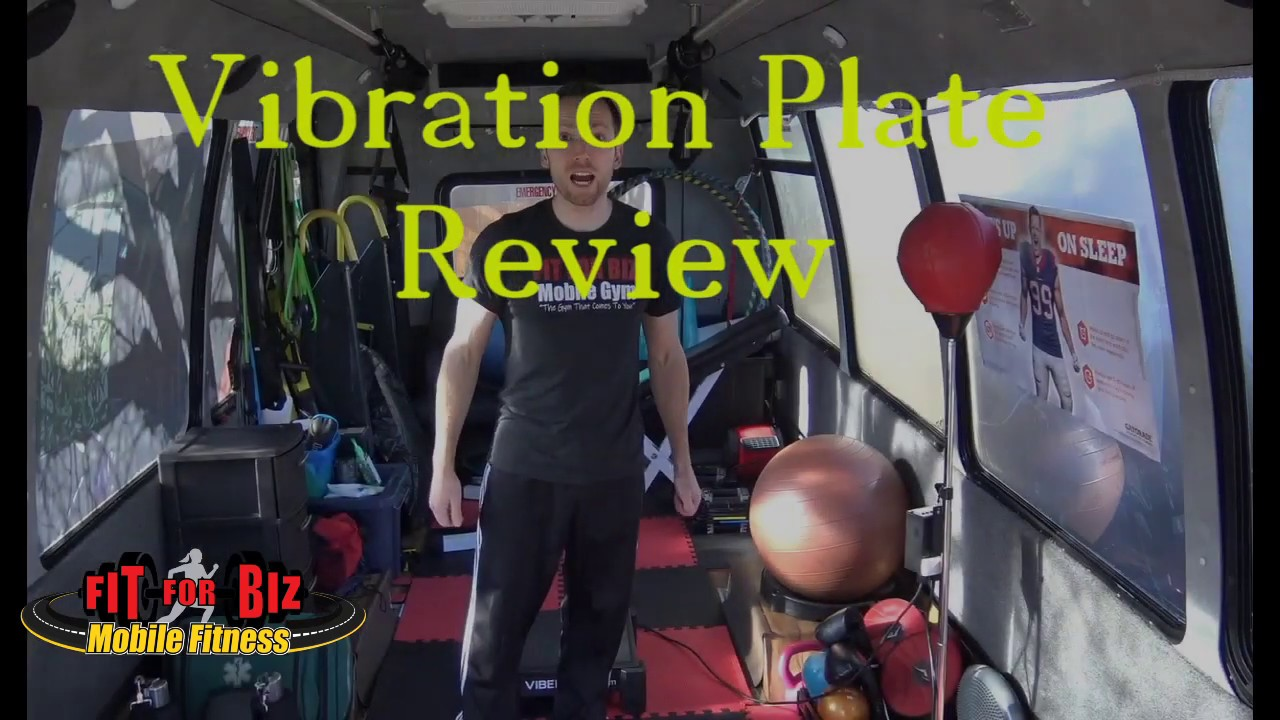 Best Vibration Plate Review- Watch this before buying