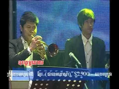 Cambodia National Music Festival 2015 week 6