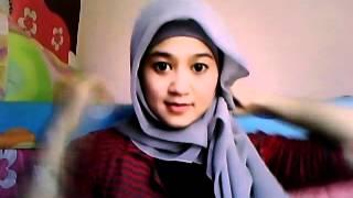 hijab paris tutorial #trimarlina