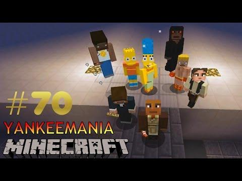YANKEEMANIA Zuhause gibts Wrestling #70 Let´s Play Minecraft