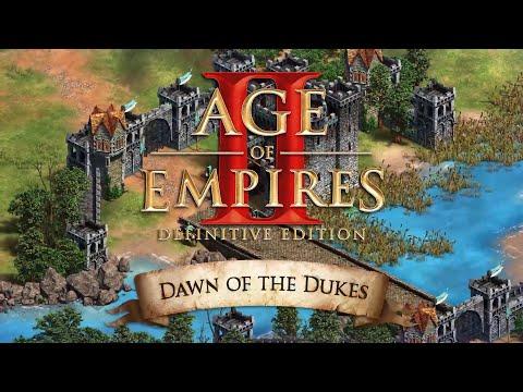 DAWN OF THE DUKES - AoE II new DLC! | AoE II: Definitive Edition