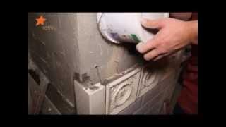 Декорируем печь изразцами(Простые рецепты для дачи каждого украинца! Теперь сделать ремонт на даче проще простого! Свои вопросы эксп..., 2012-11-14T11:49:36.000Z)