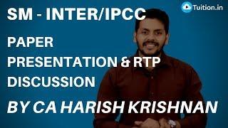 SM - Paper Presentation & RTP Discussion -Nov 2018 Mp3