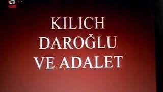 Bizimcity kilich Droğlu ve Adalet Atv ana haber bülteni