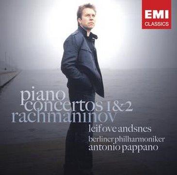 Leif Ove Andsnes, Antonio Pappano - Rachmaninov Piano Concertos 1 & 2