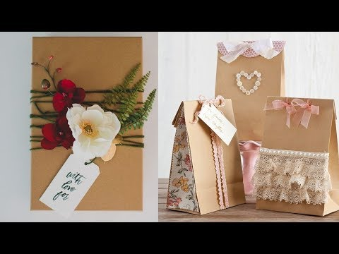 New Year Gifts ideas for 2019// #HappyNewYear2019 Gift cover ideas
