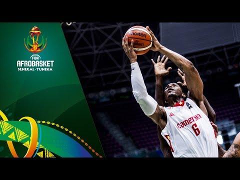 Top Dunks - Group Phase | FIBA AfroBasket 2017