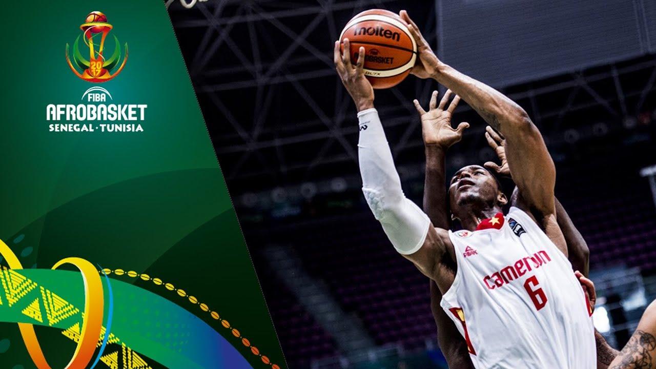 Top Dunks AfroBasket2017