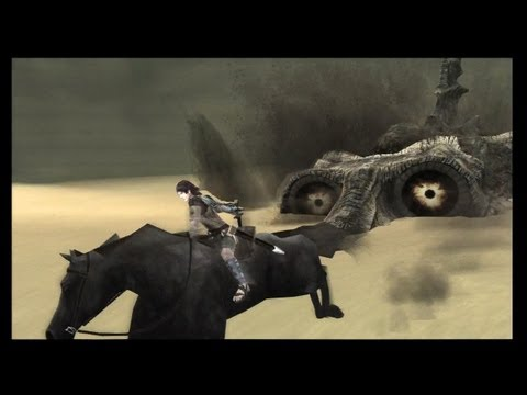 Shadow Of The Colossus – Tenth Colossus – Part 15